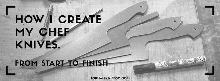 You are currently viewing The Knifemaking Process of Chef Knives