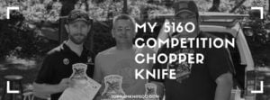Read more about the article My 5160 Competition Chopper