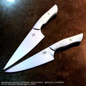 Wesley Liversage Chef Knives